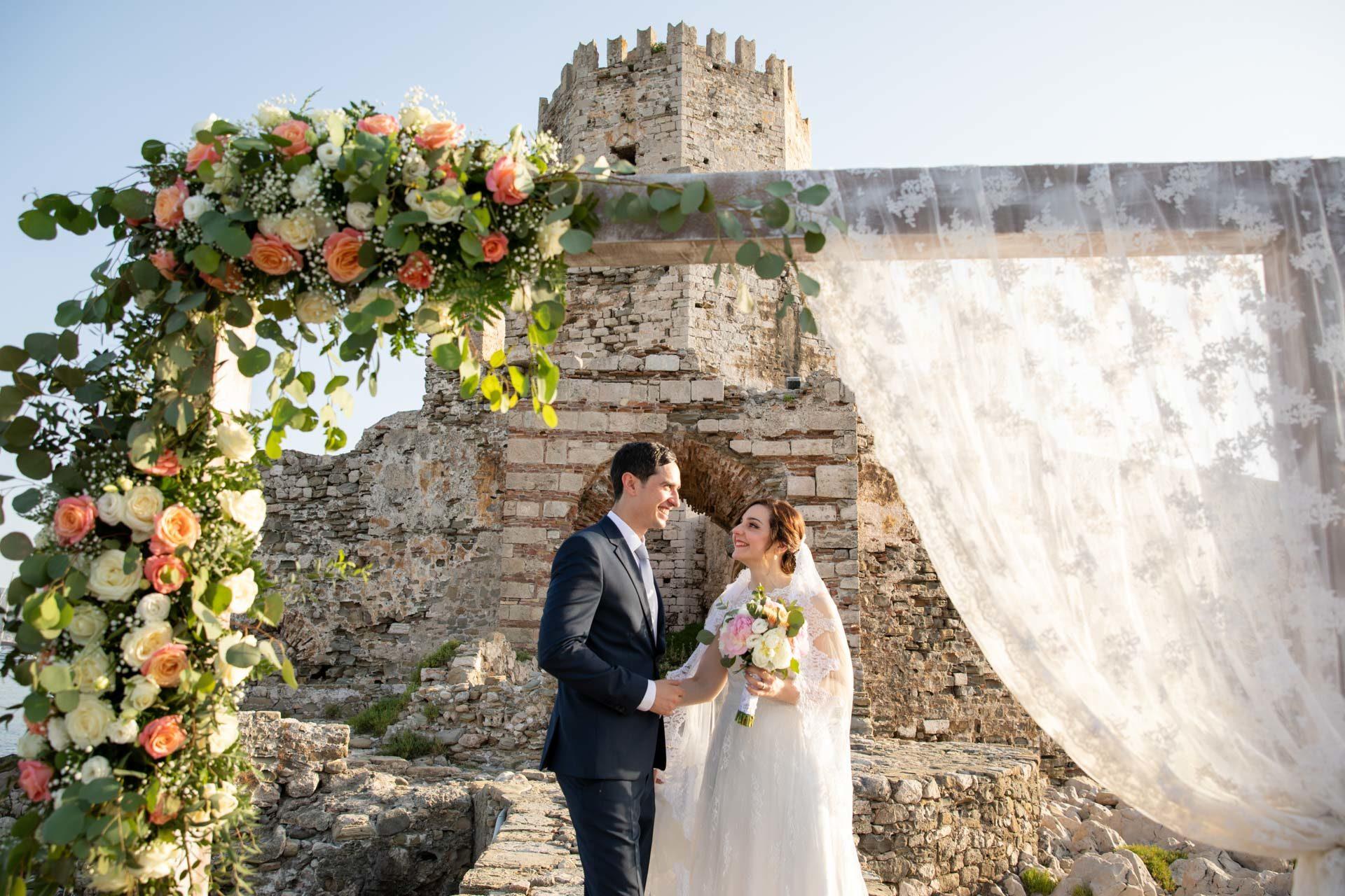 Φωτογράφιση Γάμου στη Μεθώνη | Αλεξανδράκης Δημήτρης
